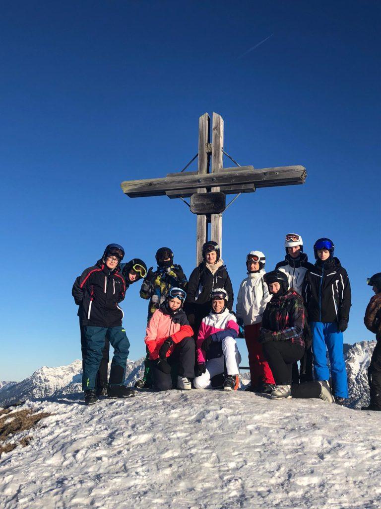 Skikurs der 2. Jahrgänge
