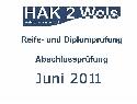 Galerie Juni2011 anzeigen.