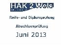Galerie Juni2013 anzeigen.