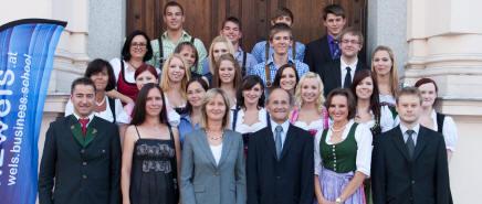 HAK Handelsakademie 2 / HAS Handelsschule 2 Wels